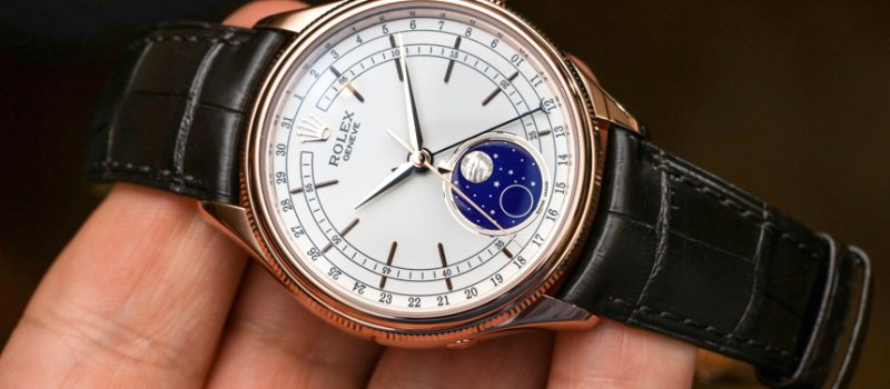 Orologio Replica Italia Rolex Cellini Moonphase 50535