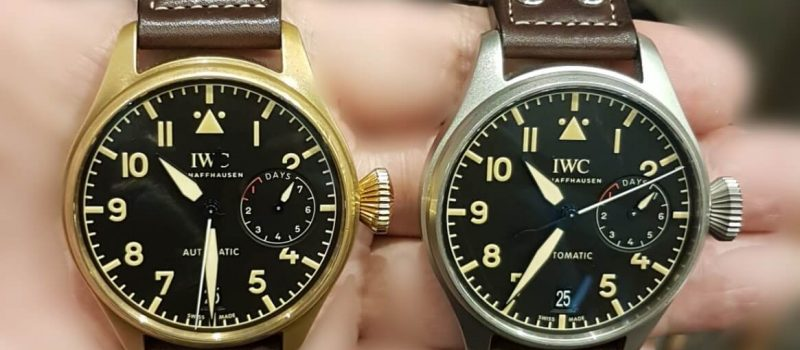 Big Pilot's Watch Heritage. Ref. 5010