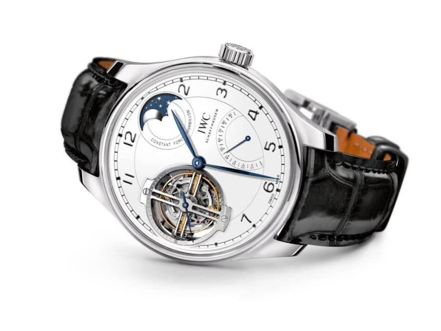 Portoghese Perpetual Calendar Tourbillon Edition «150 Years»