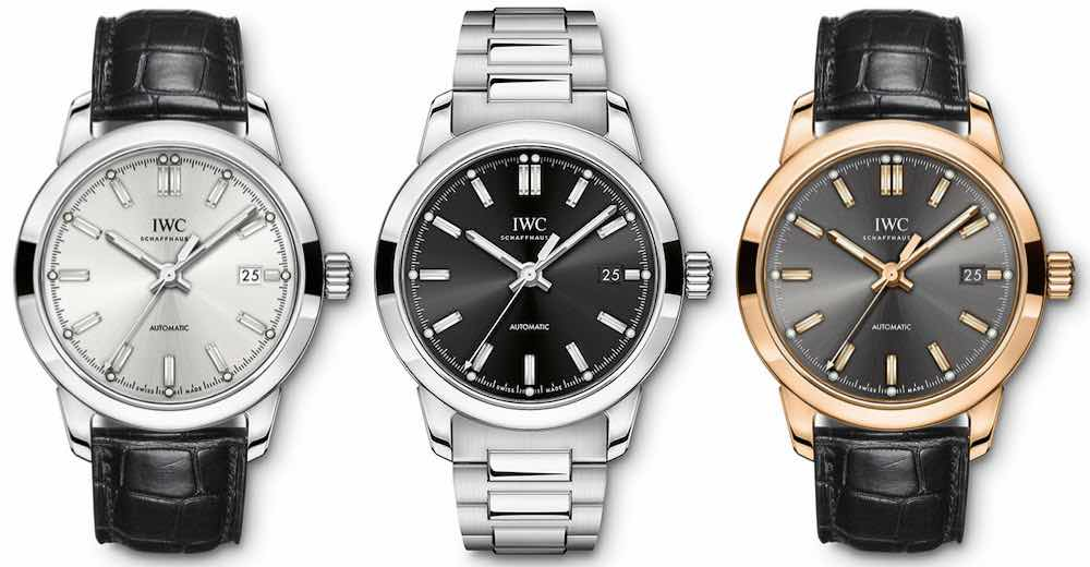 IWC Ingenieur Collection Expanded