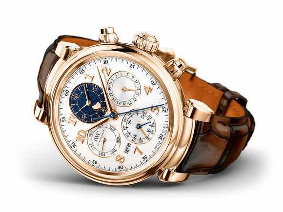 New Da Vinci Watches From IWC